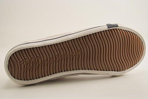 405 Pizzo Scarpe 5803 Tennis Bianco Mustang qH65g8n6