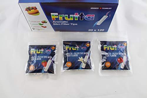 Frutta - Filtri aromatizzati alla Frutta etc. (20bs x 120f)