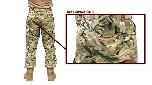 tru-spec Men' s Xtreme Tactical Response Uniform pantaloni Urban Digital