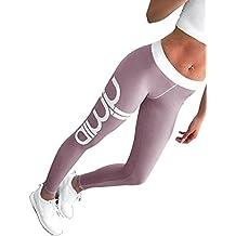 Outgobuy Frauen Active Workout Athletic Running Plus Size Yoga Leggings