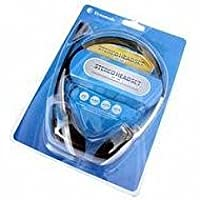 Dynamode Over Head Stereo Headset with Microphone