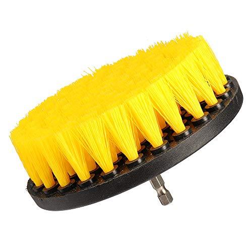 be Bohrreinigung Pinsel Powered Scrub Für Duschtürse Tile Teppich ()