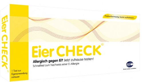 EierCHECK - Ei Allergie Test