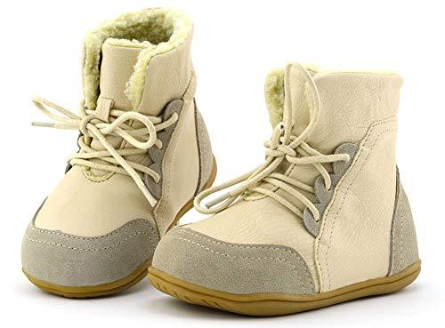 Winterschuhe Kinder Schneestiefel Jungen Winterstiefel Mädchen Stiefeletten Warme Gefüttert Kinderschuhe Sneaker Outdoor Winter Stiefel Wasserdicht für Baby Kleinkinder