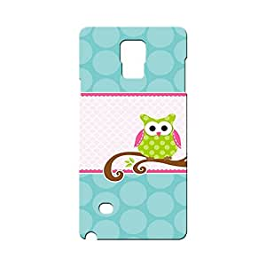 BLUEDIO Designer Printed Back case cover for Samsung Galaxy Note 4 - G2622