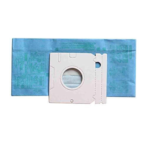 CAOQAO Sac Haute Filtration Hygiene Sachet Filtre Papier pour Aspirateurs Eau Et PoussièRes 1 Sacs Aspirateur Nouveau Kit D'Accessoires De Remplacement