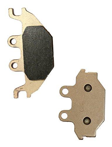 Preisvergleich Produktbild Hinten Sintern HH Bremsbacken Pad for KYMCO ATV MXU500 MXU 500 4x4 06 07 08 2006 2007 2008 1 Pair(2 Pads)