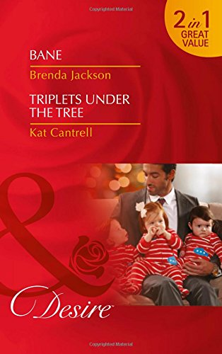 book cover of Bane / Triplets Under the Tree