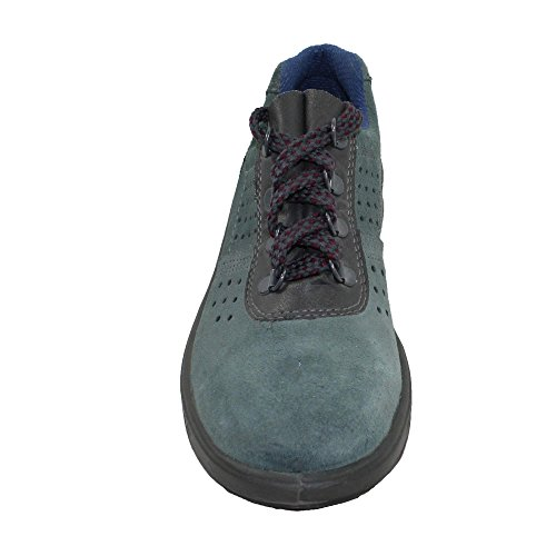 Chaussures de sécurité s1P chaussures de travail vert berufsschuhe plat imperfections Vert - Vert