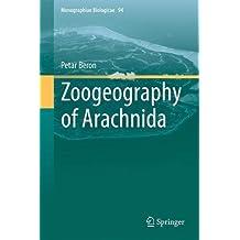 Zoogeography of Arachnida (Monographiae Biologicae)