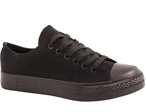 Elara, Sneaker donna Nero