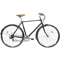 """FabricBike Classic- Vélo de Ville, 28"""", Retro Hommes Acier Shimano 6 Vitesses"""