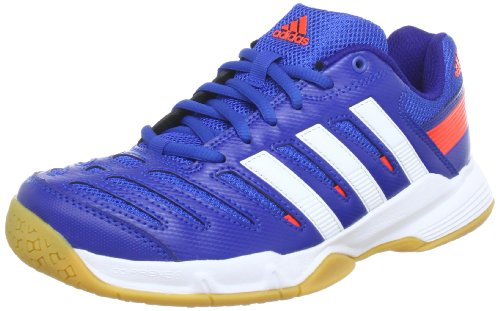 adidas Essence 10.1, Chaussures indoor homme Bleu - Blau (BLUE BEAUTY F10 / RUNNING WHITE FTW / INFRARED)
