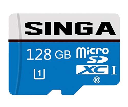 DIANSHA MicroSD-Karte mit 128 GB / 256 GB / 400 GB Für Android-Smartphones, Tablets SDXC-Speicherkarte High Speed   Class 10 mit Micro SD-Adapter
