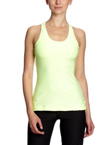 Nike 381003 Débardeur pour femme avec soutien-gorge intégré Turquoise