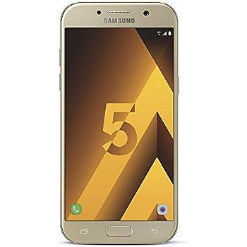 samsung galaxy a5 2017 smartphone portable d bloqu 4g. Black Bedroom Furniture Sets. Home Design Ideas