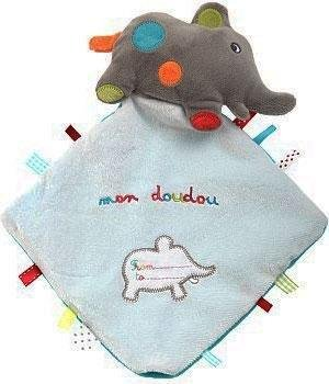 Kiabi–Doudou Nicotoy Kiabi Elephant plana gris...