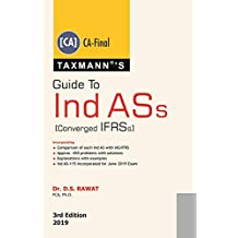 Guide to Ind ASs (Converged IFRSs) (CA Final) (3rd Edition 2019)