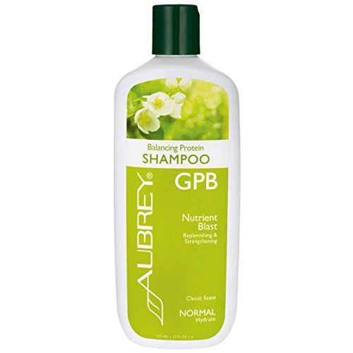 GPB (Glycogen Protein Balanced) Shampoo - 11 oz - Liquid (japan import) - Aubrey Protein Conditioner