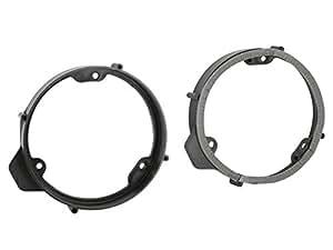 Lautsprecher Einbauset Ringe Adapter für Mercedes A-Klasse W176 ab 2013 165mm