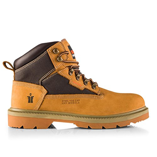 Scruffs TWISTER Safety Boot Tan SBP SRC HRO Rated (Sizes 7-12) Mens...