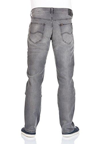 Lee - Jeans - Slim - Homme Gris