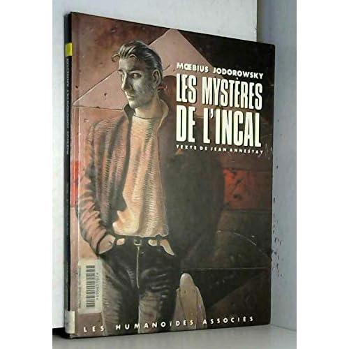 MYSTERES DE L'INCAL
