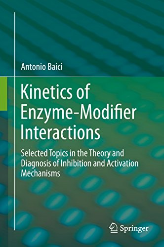 Kinetics of Enzyme-Modifier Interactions: Selected Topics in the Theory and Diagnosis of Inhibition and Activation Mechanisms (English Edition)