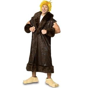 Rubbies - Disfraz de picapiedra para hombre, talla XL (149940)