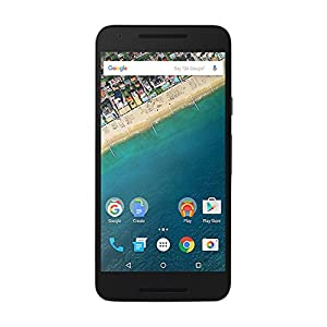 LG Nexus 5X 5.2-inch 16 GB SIM-Free Smartphone - Black