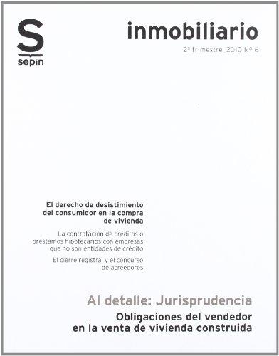 Obligaciones del vendedor en la venta de vivienda construida (Cuaderno Jurídico Al Detalle)
