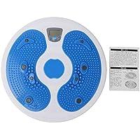 VGEBY Taille Twister Plaque, Magnet Calorie Count Taille Twister Disc Électronique Perte de Poids Taille Wriggling Plate Équipement De Fitness