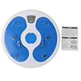 VGEBY1 Waist Twister Plate, Twist Waist Disc Board Elektronische Kalorienzählung Fitnessgeräte Magnet Massage Waist Twister Plate
