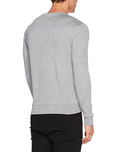 HUGO Herren Sweatshirt Dicago Grau (Open Grey 061)