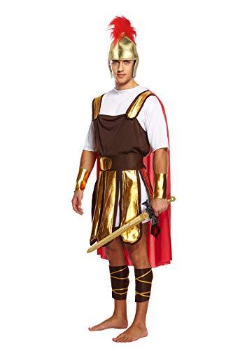 Legs galore Römischer Soldat mit römischen Helmen
