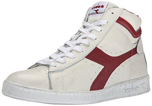 diadora-game-l-high-waxed-scarpe-low-top-unisex-adulto-multicolore-c5147-bianco-rosso-peperone-42