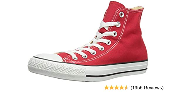 innovative design fb5eb bc723 Converse Unisex Chuck Taylor All Star Canvas Hi-Top Trainers  Amazon.co.uk   Shoes   Bags