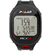 POLAR Herzfrequenzmessgerät RCX3M RUN, black, 90042158