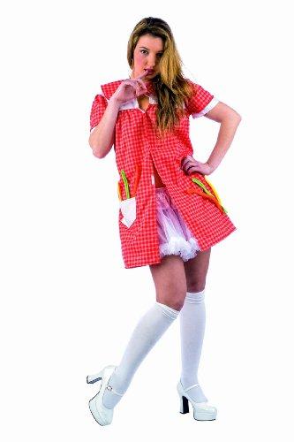 Limit Sport MA071 Gr. M - Lehrerin 1-teilig ( Kleid) (Kinder Lehrerin-kostüm Für)