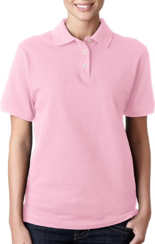 Anvil - Polo - Femme Charity Pink&#153