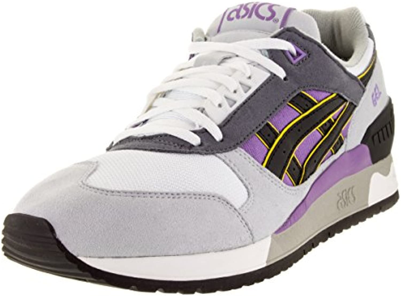 Zapatillas Asics Gel-Respector Aster Purple / Black Running para hombre 11 Hombre EE. UU.