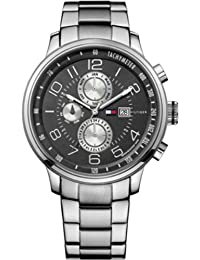 Tommy Hilfiger Chronograph Grey Dial Men's Watch - TH1790860
