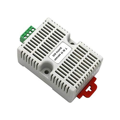 SGerste Temperatur- und Luftfeuchtigkeitserkennungssensor-Modul, Spannungs-Sender, Sammler 0-10 V, 0-100% RH -