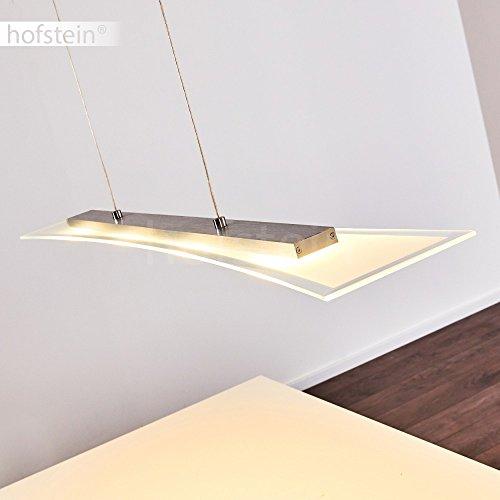 Dimmbare LED Hängeleuchte Hefei 4 x 4 Watt 1280Lumen 3000 Kelvin Lichtfarbe warmweiss - 3