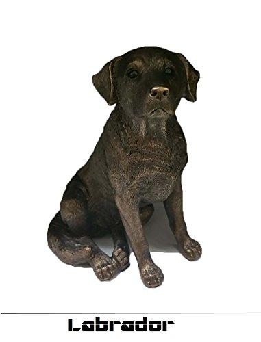Riflessi bronzo cani decorazione ornamenti