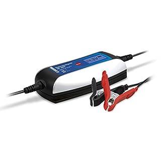 Cartrend 50264 Mikroprozessor-Batterieladegerät DP 4000, mit 7 Automatikstufen