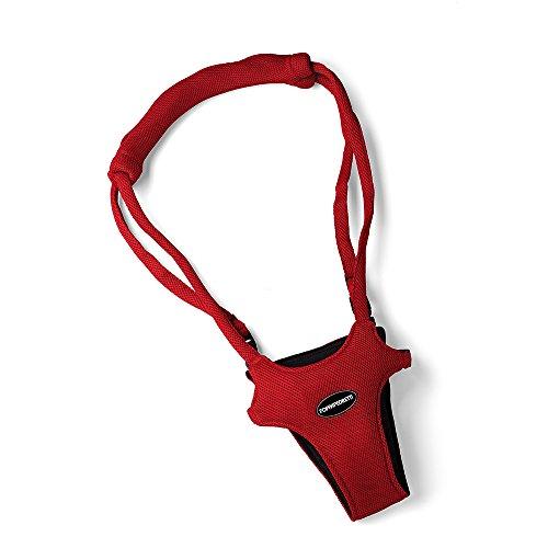 Foppapedretti 9700361100 Ti-Reggo - Arnés para aprender a andar rojo