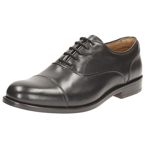 Clarks Coling Boss, Zapatos de Cordones Derby para Hombre