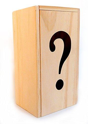 LOGICA GIOCHI – Caja ? - La Caja Secreta - Nivel de dificultad INCREÍBLE 5/5