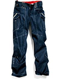 Worker Pantalon Jeans BP 1899 stretch